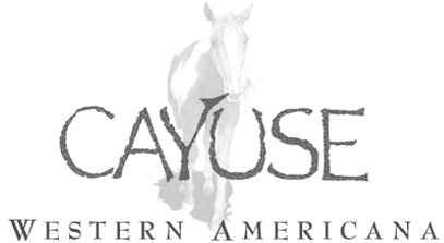 cayuse western americana