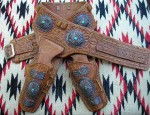 Navajo Style Gun Rig