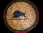 (Sold) Plains Buffalo Drum