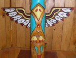 Thunderbird Totem