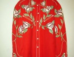 Nathan Turk Embroidered Shirt