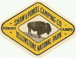 Shaw & Powell Decal