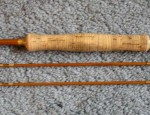 Wright & McGill Vintage Bamboo Fly Rod