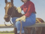 Harrison Crandall – A Cowgirl and Her Horse