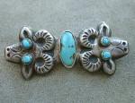 Navajo Ram's Head Pin
