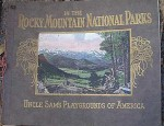 Rocky Mountain National Parks Booklet
