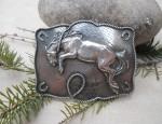 In Stock – Susan Adams – Sterling Horse Buckle