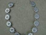Susan Adams Daisy Necklace