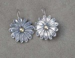 Susan Adams Daisy Earrings