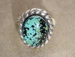 Susan Adams Turquoise Ring