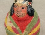 Smoking Skookum Doll