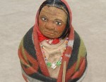Mary Woods Female Skookum Doll with Accesories