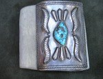 Navajo Ketoh With Brain-tanned Leather
