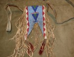 Yankton Sioux Boy's Belt Pouch