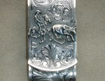 (Sold) Clint Orms Roping Money Clip