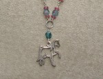 Dawn Bryfogle Vintage Pendant Necklace