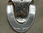 Clint Orms Horse Money Clip
