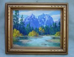 """Marie Dolph – """"Paint Brush Canyon"""""""