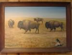 Louis Shipshee – Bison – Central Plains