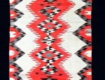Navajo Striped Transitional Blanket/Rug