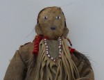Kiowa Warrior Doll