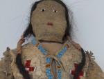 Sitting Bull Effigy Doll