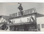 Jackson Hole Real Photo Postcard – Cowboy Bar