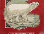 Bemis Bros. Calendar Lithograph – Polar Bear