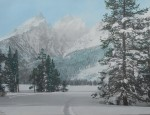Harrison Crandall – Tetons in Winter