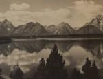 Harrison Crandall – Teton Panorama Sepia