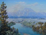 Harrison Crandall – The Snake River