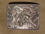 (Sold) Clint Orms Dimmit 1802 Buckle