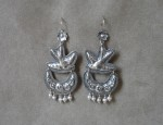 "(SOLD) Susan Adams ""Alegria"" Earrings"