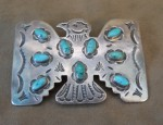 Large Thunderbird Buckle