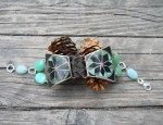 Dawn Bryfogle – Vintage Zuni Inlay Bracelet