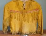 Kiowa Fringed Shirt