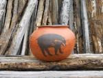 Zuni Drum Jar