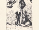 Olive Fell – Bear Cubs + Trees = Fun