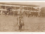 Maggie Wright – Real Photo Postcard Circa 1917