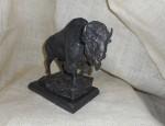 Don Crouch – Buffalo Bronze