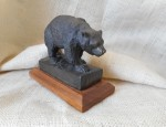 (Sold) John Clarke – Bear Bronze