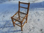 Lodge Pole Pine Chair
