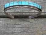 Inlay Zuni Bracelet