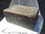 Antique Box from New Mexico Circa 1850-70