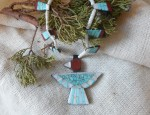 Santo Domingo Thunderbird Necklace