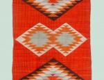 Navajo Twill Saddle Blanket