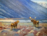 "Don Crouch – ""Mates Below The Tetons"""