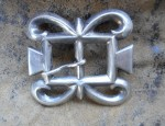Navajo Sand Cast Buckle