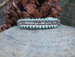 (Sold) – Double Row Zuni Bracelet