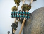 Double Row Zuni Bracelet